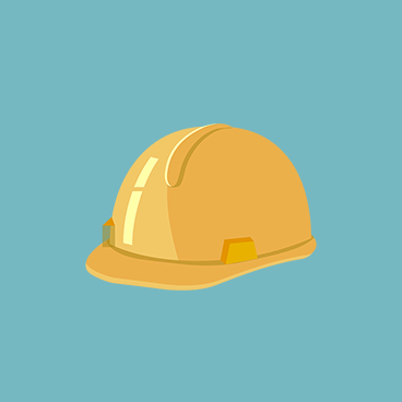 Mental-Health-Support-text-under-construction-hardhat