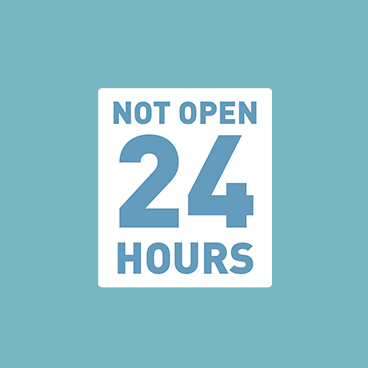 not-open-24-hours-sign